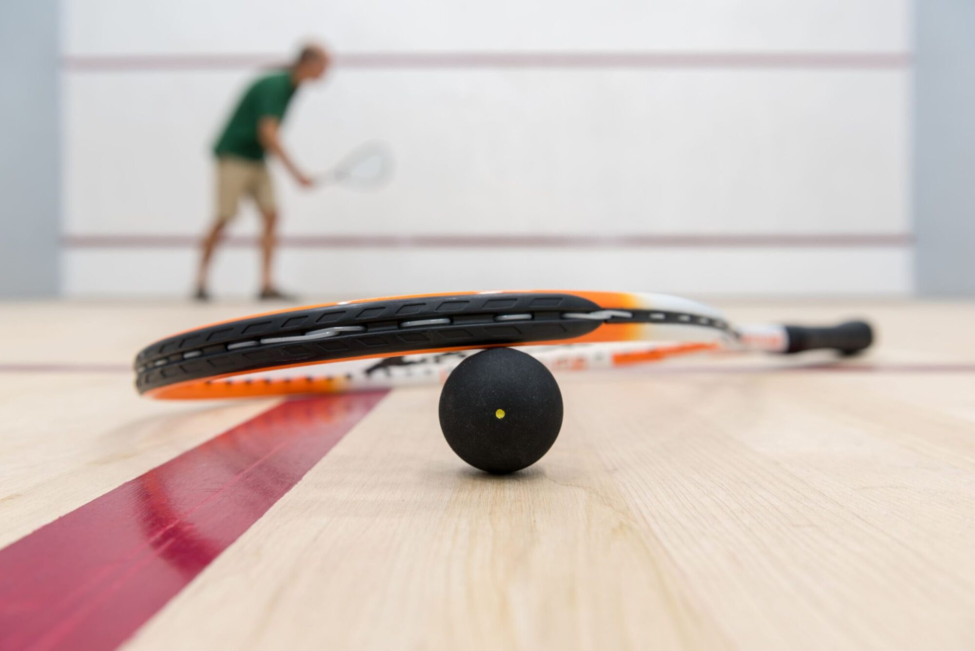 March Squash & Racketball Club